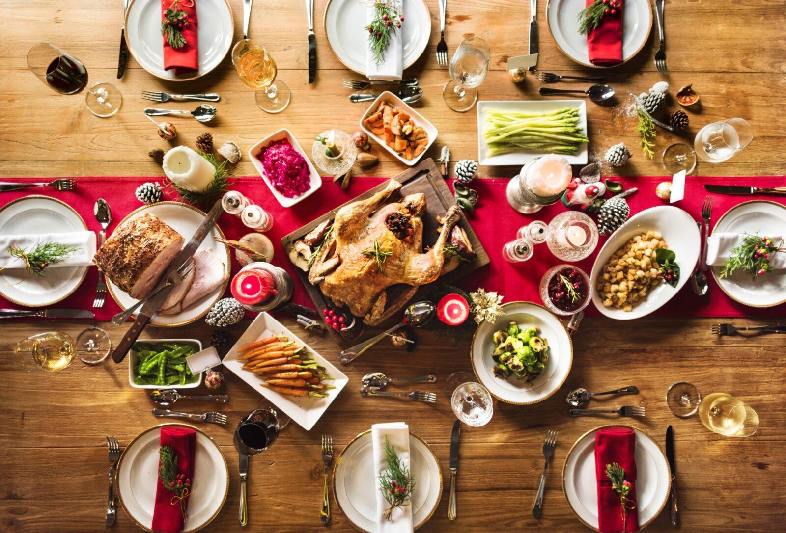 Glücklich, gesättigt und gesund durch die Weihnachtszeit